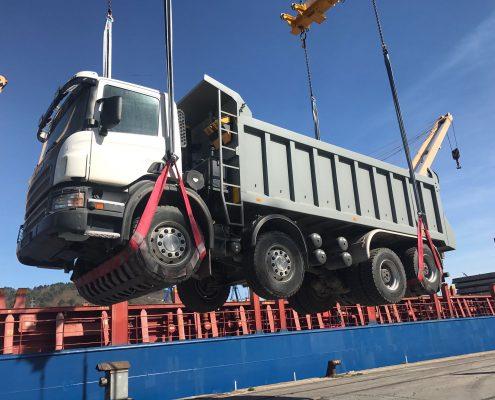 Vehicle Lifting